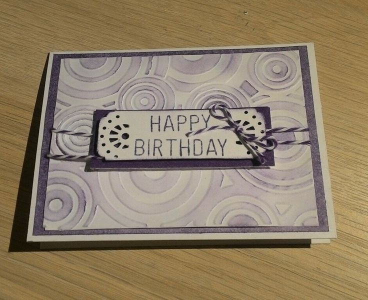 Card x compleanno