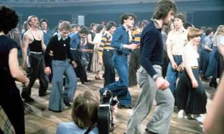 Northern Soul Dancers - Men - Seventies