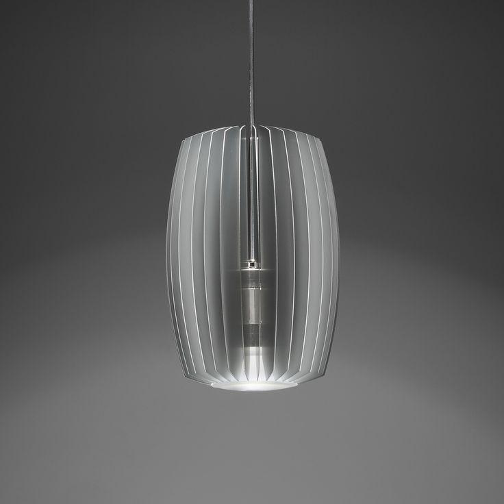 Blume B - Apparecchio LED a sospensione/soffitto. designed by Puraluce