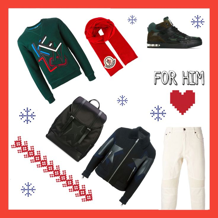 Need a cool ❄️Christmas❄️ gift for him? We have some nice suggestion from #kenzo #belstaff #neilbarrett #moncler! Check out our free app for more Christmas gifts and inspirations for your beloved ones! Famous and major brands and online stores with clothes in the right size! www.eyefitu.com #eyefitu #youshopwesize #christmas #gift #fashion in #yoursize #clothesthatfit #brands #shopping #onlineshopping #sizing #fashionbrand #sales
