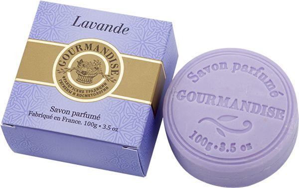 Gourmandise Savon parfume Лаванда