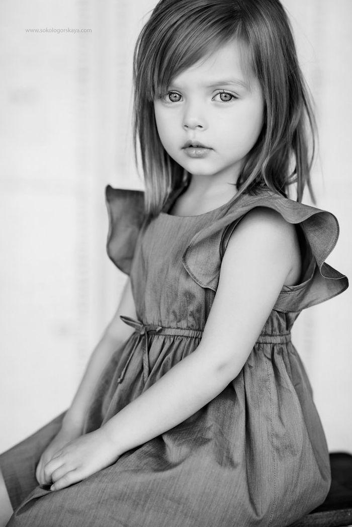 ▷ 1001 + images de la meilleure coupe de cheveux petite fille