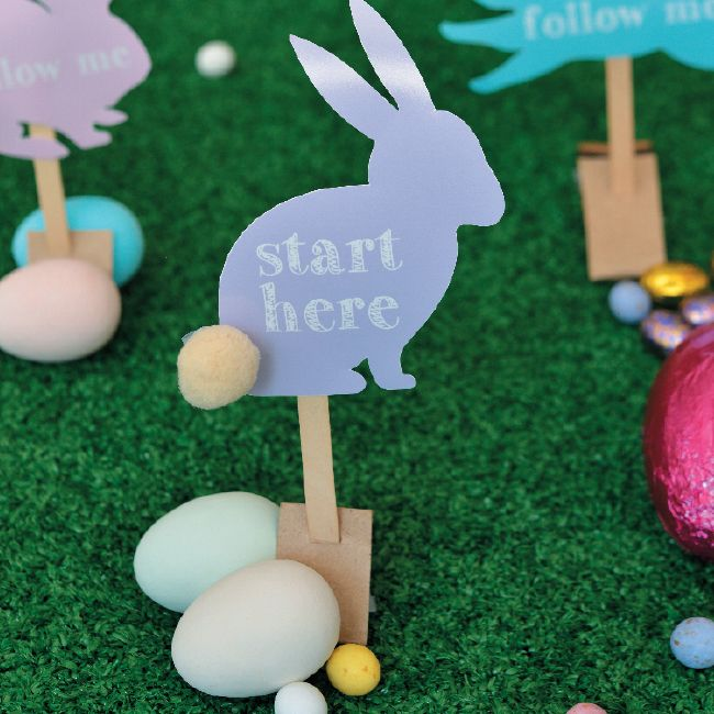 Best ever Easter egg hunt #Papercraft #Easter #SouthAfrica