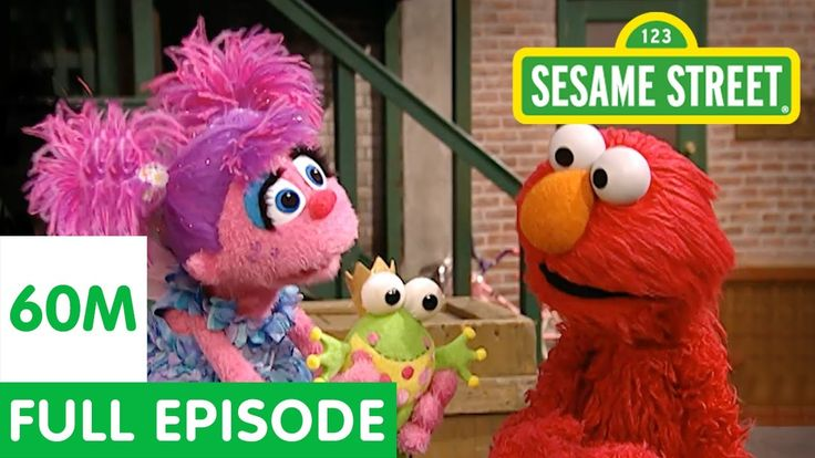 Abby always uses magic for her tricks! In this full episode, Elmo teaches Abby that she can do lots fun things and be anything she wants to be without any ma...