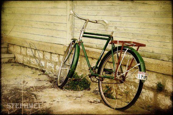 Bikes: Originals Fine, Inch Originals, Bike, Etsy, Art Photographers, Oblivion 12X8, Fine Art, 26 00, 12X8 Inch