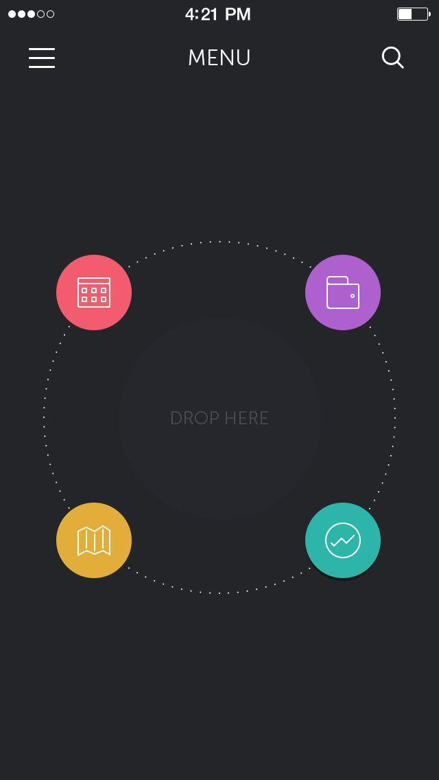 Life minimal app / Budi Tanrim