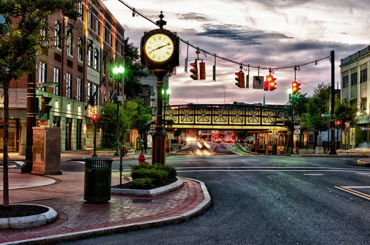 Downtown Schenectady - home my home in upstate New York.