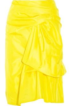 La jupe crayon drapée - Marc Jacobs