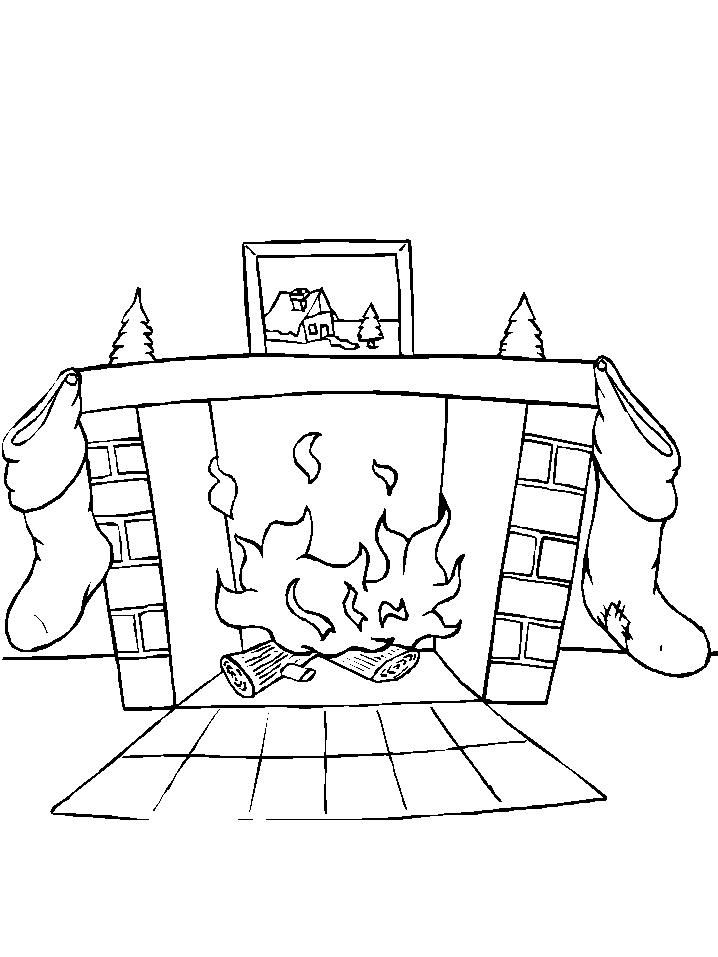 рисунки карандашом огонь друг