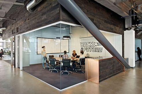 Dropbox's San Francisco Office | 22 Gorgeous Startup Offices You Wish You Worked In