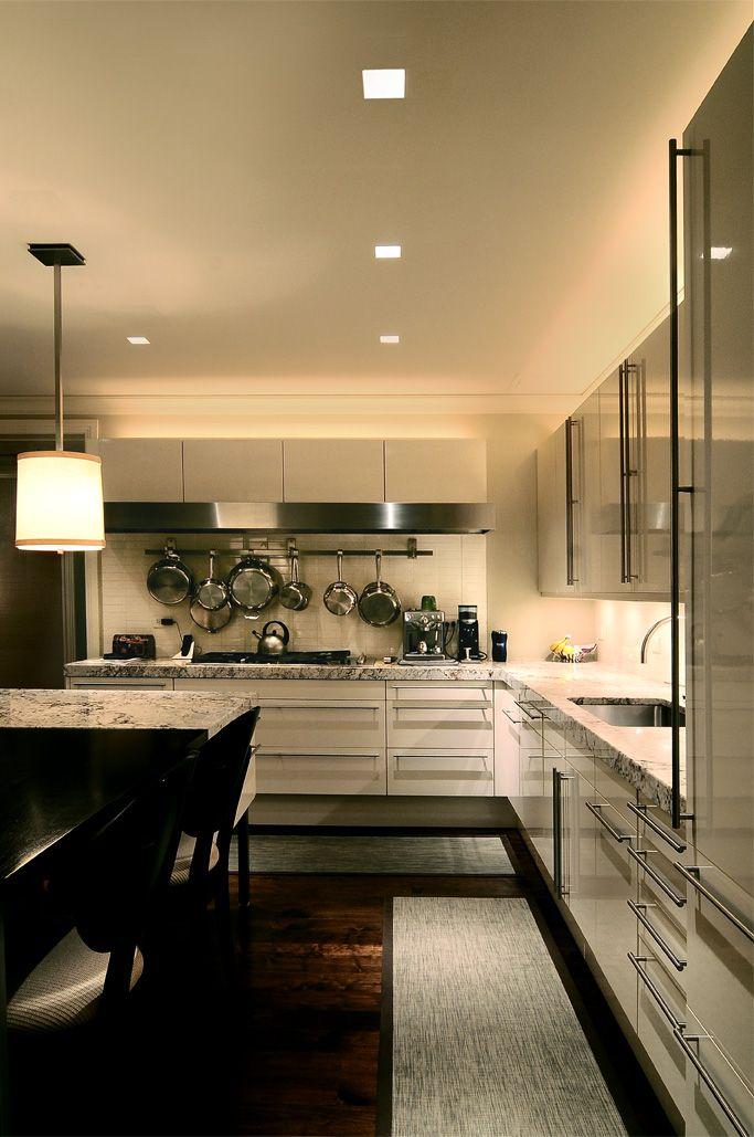 Aurora Square 3.3 Inch Housing and Trim | Pure Lighting at Lightology