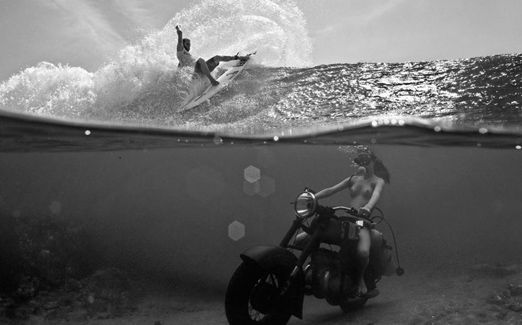 Riding a Wave with Dustin Humphrey