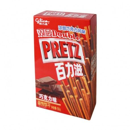 Sticks Ciocolata Double Pretz