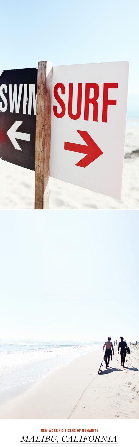 swim :: surf