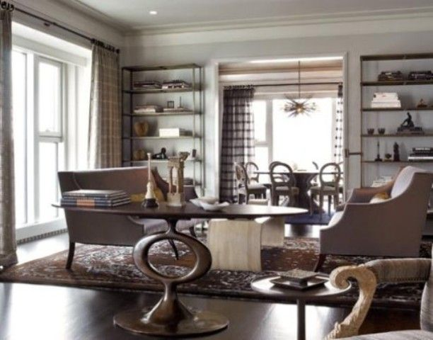 Merveilleux Modern Classic Interior Design   Interior Design   Modern Classic Style Is  The Latest Fashion In Interior Design These Days. The Classic Interior  House ...