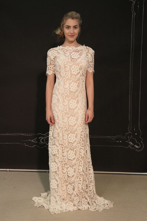 ivy and aster wedding dress {Fall 2013}