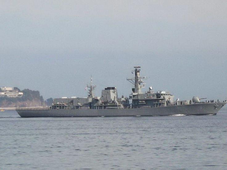 Almirante Lynch (FFG-07)  La Almirante Lynch FF-07 ex HMS Grafton es una de las tres fragatas type 23 adquiridas por la Armada de Chile a la Royal Navy para reeemplazar a las antiguas pero eficaces fragatas Clase Leander adquiridas también a la Royal Navy.