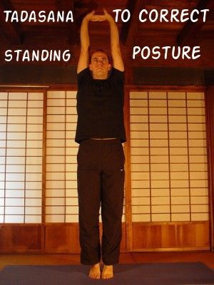 Tadasana Yoga Steps or mountain pose can help a person in many ways. If you will do it regularly with correct method you can correct standing posture