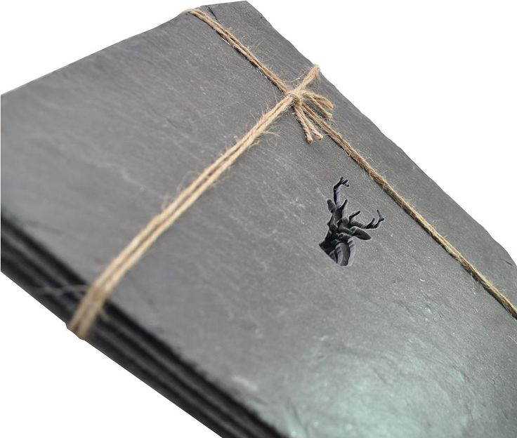 Stag Slate Placemats - PIN IT TO WIN IT Christmas 2015