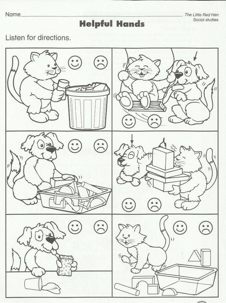 25 best Preschool Manners Unit images on Pinterest