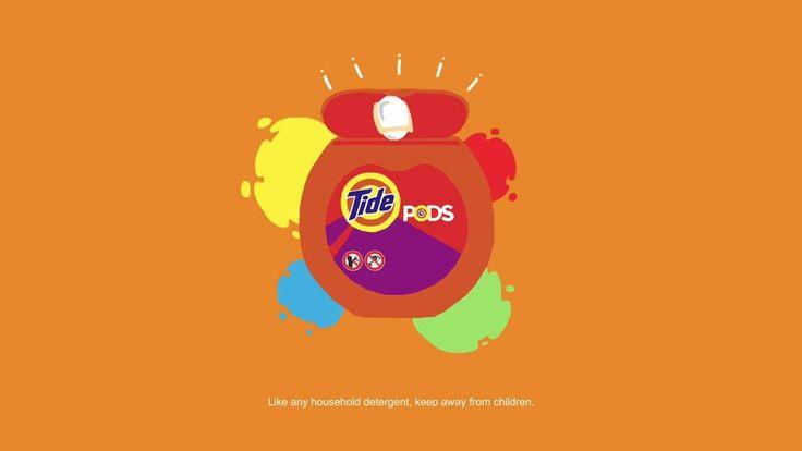 Tide Pods: Active Ingredients on Vimeo