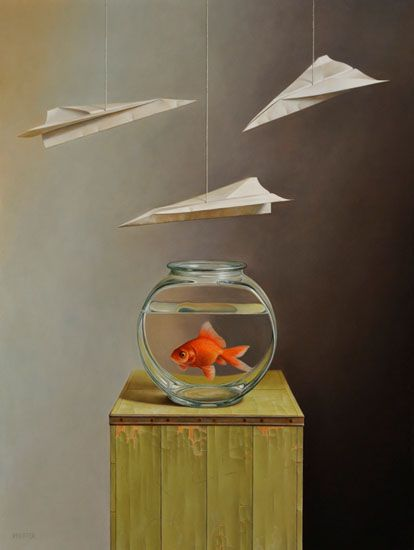 made by: Jacob A. Pfeiffer , American Realist Oil Painter