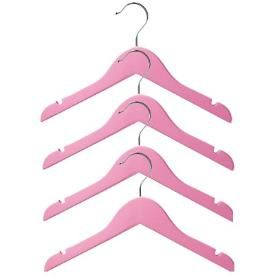 rosa barngalge till garderoben