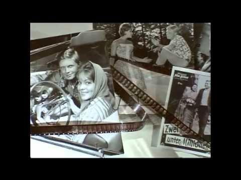 Schauspieler Hardy Krüger- 60 er Jahre- Zwei unter Millionen-Dreharbeiten