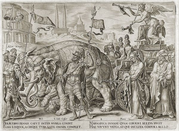 Triumph of Fame - Maarten van Heemskerck - Pictify - your social art network