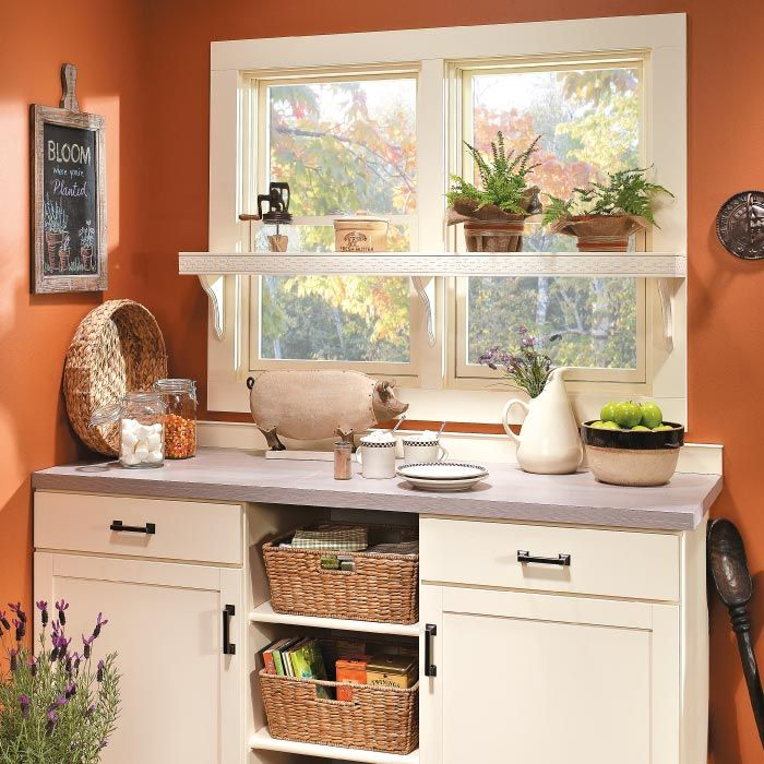 Kitchen Window Plant Shelf: 8 Best Images About Window Shelves On Pinterest