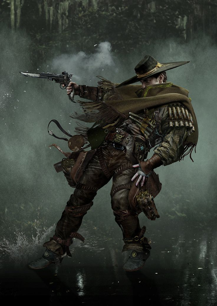 ArtStation - character o2 from canceled show, Andrei Riabovitchev