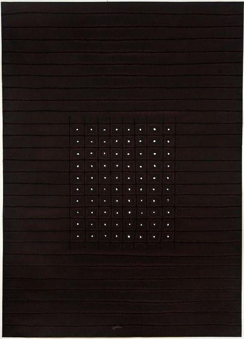 Sohan Qadri (Indian, 1932 - 2011)@... #Abstract Art #Abstrakte Kunst #抽象芸術 #Art abstrait #ArtLovRs #Arte abstracto  - https://wp.me/p7Gh1Z-22q #kunst #art #arte #sztuka #ਕਲਾ #konst #τέχνη #アート
