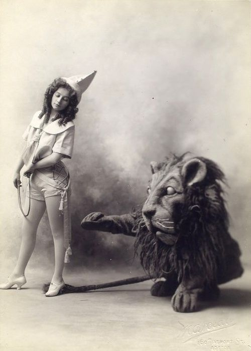 The Lion Tamer  #1910s