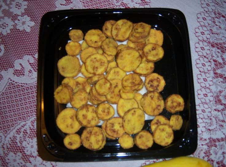 DEEP FRIED YELLOW SQUASH #squash #justapinchrecipes