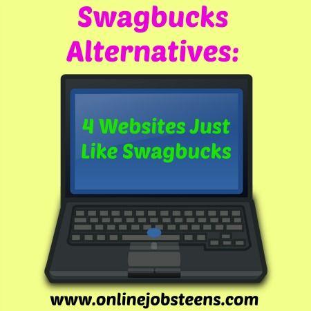 Swagbucks Alternatives - 4 Websites Just Like Swagbucks