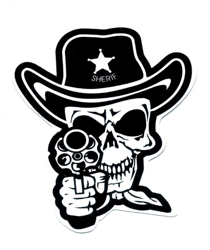 Cool Skull Logos With Guns 17 Best images ...
