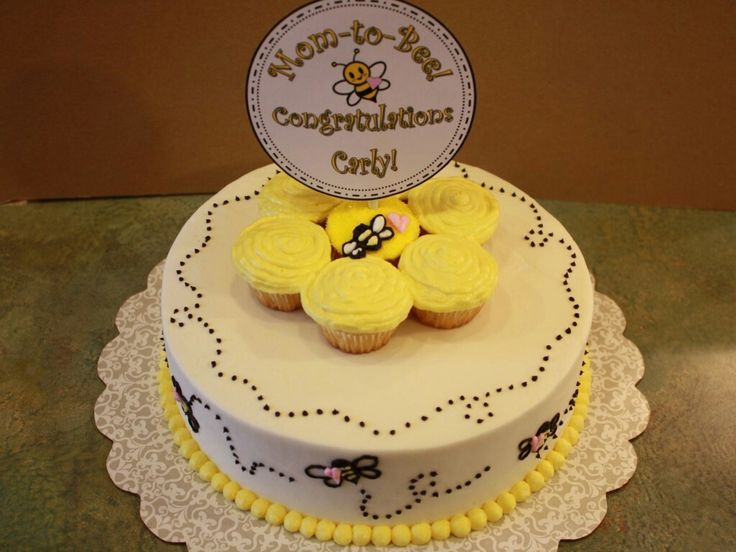 56 Best Bumble Bee Cakes Images On Pinterest