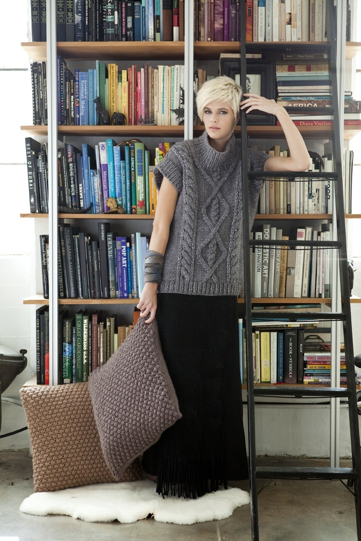 12 best vogue knitting images on Pinterest | Vogue knitting, Vintage ...