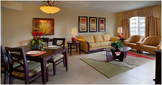 Vacation Village at Parkway Disney Orlando FL  2 bedrooms - April 30-May 7, 2016