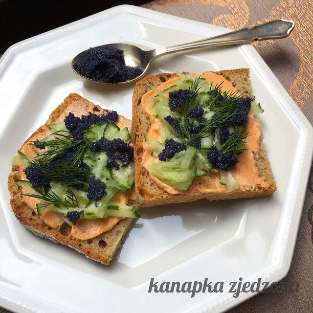 kanapka zjedzona: Rybne grzanki