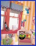 decorate a circus theme bedroom with fun accents, circus theme bedroom decorating ideas