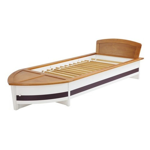 Another cute boat bed. Adam will have so much fun pretending this is Noah's Ark!
