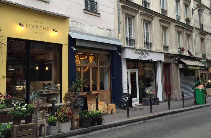 10th arrondissement © Hattie Ditton