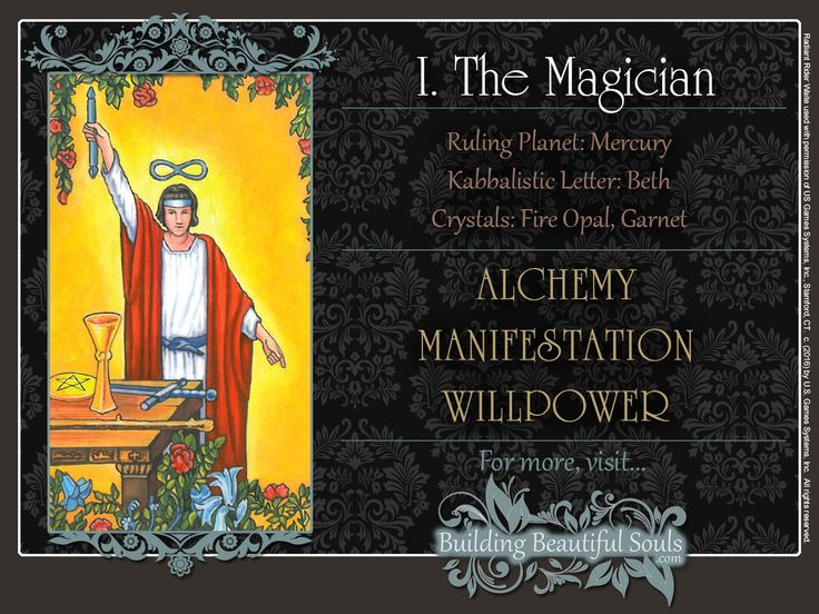 Get in-depth meanings for The Magician card! Upright & Reversed Tarot Card Meanings included for a more detailed Tarot Reading.  #majorarcana #magician #tarot #tarotreading #learntarot #tarotcards #tarotcardreading #tarotcardmeanings #psychic #psychicreadings #divination #oraclecards #riderwaitetarot #numerology #astrology #magic #magick