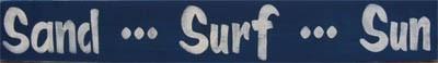 Custom Sun Surf Sand Kids Boys Girls Nursery Bed by artbybeckieann, $24.00