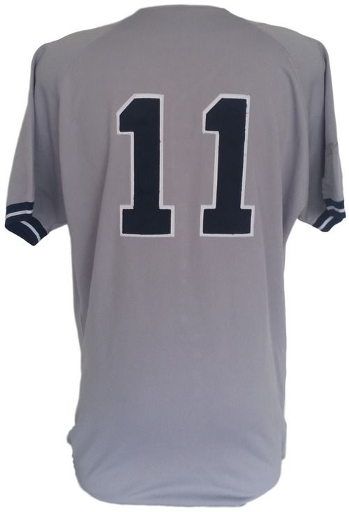Dwight Gooden New York Yankees Unsigned 1997 Game Used Jersey MEARS+Steiner