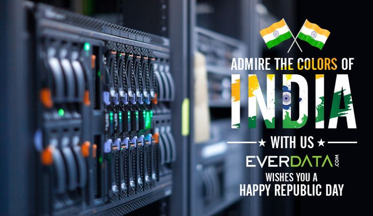 Everdata Team Wishes Happy 67th Republic Day