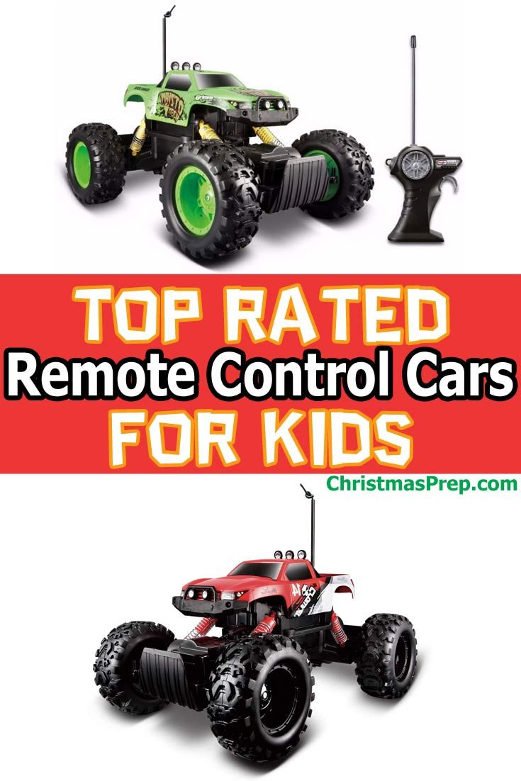 top rated best seller remote control rc cars for kids full review of these battery powered affordable inexpensive entry level cars for children of