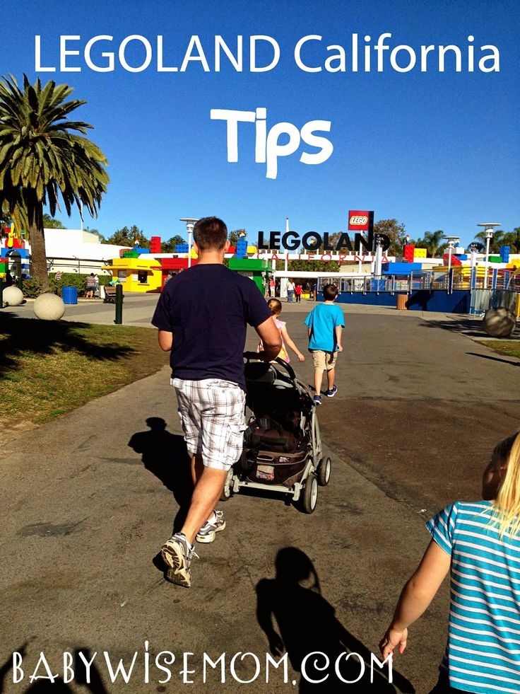 Chronicles of a Babywise Mom: Legoland California Tips