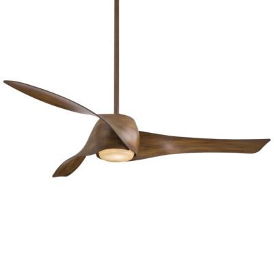 Artemis Ceiling Fan with Light by Minka Aire Fans. Have you ever seen such a beautifully streamlined fan??!!